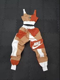 Cute Nike Outfits, Cute Lazy Outfits, Baddie Outfits Casual, Swag Outfits For Girls, Girls Fashion Clothes, Teen Fashion Outfits, Retro Outfits, Stylish Outfits, Cute Sweatpants Outfit