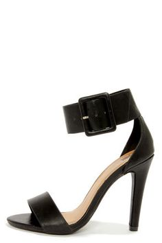 14 Best Buckle Ankle Strap images | Ankle strap, Heels, Shoes