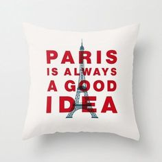 Channel your inner Audrey Hepburn and aspire to go to Paris. | 28 Inspiring Decor Ideas To Satisfy Your Wanderlust