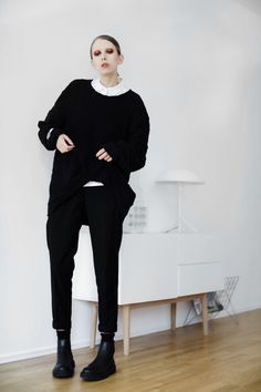 FASHION : how to dress like a minimalist | jenny mustard