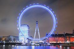 London Eye by Carl John Spencer, via Flickr