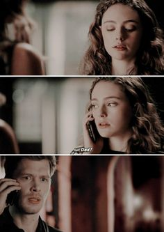The Originals 5x01 - I have a daughter I haven't seen in seven years, haven't talked to in five.