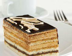 Torta Ópera, un clásico de la mano de Anna Olson: http://elgour.me/1dfbpGV #elgourmet #LaComidaNosUne #Dulces