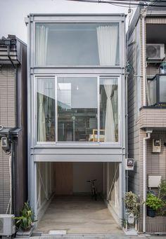 Kakko House by YYAA. | METALOCUS