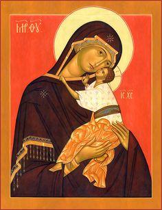 https://flic.kr/p/e3b2Dm | 2013 mèredeDieuNivelles-6.jpg | Icône de la Mère de Dieu