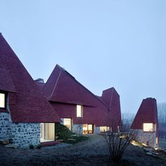 This angular country villa in Kent is vying to be named the UK's House of the Year