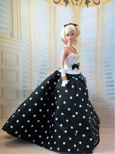 Affaire de gala pour Silkstone Barbie et les poupées de par Nashas