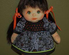 Dress set for Mattel My Child doll by AMRFashions on Etsy