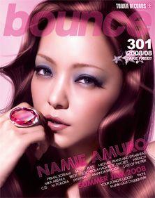 bounce 301号 - 安室奈美恵