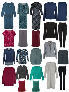 Why a Capsule Wardrobe? If you are aiming for the top of your profession, it makes sense to invest in your personal image, with a wardrobe to match your role in the organisation. A carefully though...