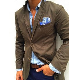 Casual Summer style. Lightweight blazer. Fashion clothing for men | Suits | Street Style |...
