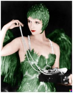 Louise Brooks in The Canary Murder Case (1929):