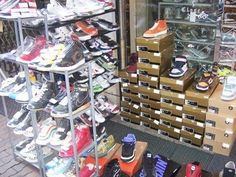 Где купить кроссовки в Токио или сникер гайд по магазинам Восточной столицы. | Sneaker Academy - отзывы о кроссовках