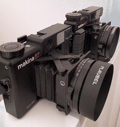 Plaubel Makina67