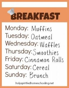 Streamlining Mealtime for the Homeschooling Family (pinning again)