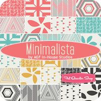 Minimalista Yardage AGF In-House Studios for Art Gallery Fabrics - Fat Quarter Shop Art Gallery