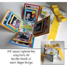 photo box......love this so much!