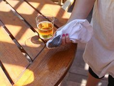 Beer is great for cleaning wood furniture! Get more unconventional uses for beer here >> http://www.diynetwork.com/made-and-remade/learn-it/5-handy-uses-for-beer-that-dont-involve-drinking?soc=pinterest
