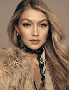 Gigi Hadid -- Vogue Spain March 2015 | KOKO TV