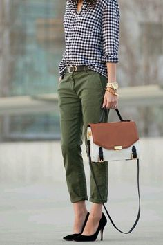 97 Best and Stylish Business Casual Work Outfit for Women - Biseyre Spring Work Outfits, Casual Work Outfits, Business Casual Outfits, Mode Outfits, Work Attire, Office Outfits, Work Casual, Office Attire, Casual Office
