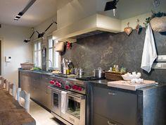 Sofisticación en gris. #Wolf #WolfSubzero #electrodomesticos #appliances #Cocina #kitchen #Cuisine