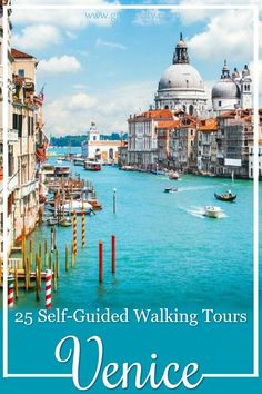 22 Self-Guided Walking Tours in Venice, Italy + Create Your Own Walk Cool Places To Visit, Places To Travel, Travel Destinations, Romantic Destinations, Romantic Getaways, Italy Travel Tips, Europe Travel Guide, Greece Travel, Positano