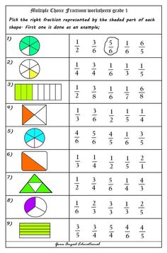 3 Worksheets Fractions Of Shapes Part 2 Multiple Choice for Grade 1 √ Worksheets Fractions Of Shapes Part 2 . 3 Worksheets Fractions Of Shapes Part 2 . Paring Fractions Worksheets Grade Math School in Fractions Worksheets Grade 3, Free Math Worksheets, School Worksheets, Kindergarten Worksheets, Shapes Worksheets, Addition Worksheets, Math Resources, 3rd Grade Fractions, Multiplication Problems