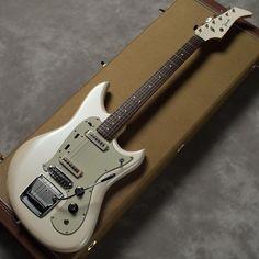 1966 Yamaha SG2 Pearl White Vintage Electric Guitar SG 2 Free Shipping   eBay