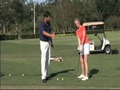 Free Women's Golf Tips : Chipping Golf Tips