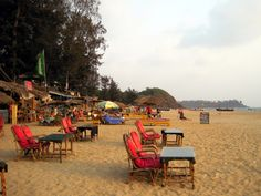 Plan Your Trip to South Goa's Patnem Beach with this Travel Guide Destin Beach, Beach Trip, Goa Travel, Beach Travel, Weather In India, Backpacking India, Yoga Holidays, States Of India, Goa India