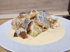 Aranygaluska vanília sodóval French Toast, Breakfast, Food, Breakfast Cafe, Essen, Yemek, Meals
