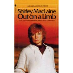 Read this in my late teens and it changed my way of looking at things I didn't think I could achieve, absolutely love Shirley MacLaine - Out on a Limb