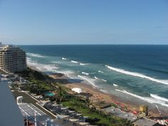 Umhlanga, South Africa. Great Surf. Great Beaches.