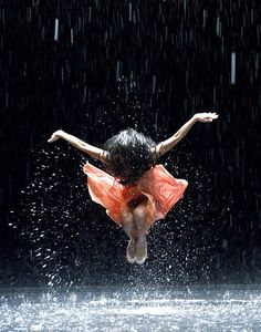 movement in water