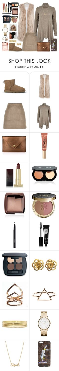 """""""Your Number by Ayo Jay  #WhatsTodaysJam"""" by cissylion ❤ liked on Polyvore featuring UGG Australia, River Island, Vivienne Westwood, Kevyn Aucoin, Bobbi Brown Cosmetics, Hourglass Cosmetics, Ciaté, MAC Cosmetics, Eyeko and Bare Escentuals"""