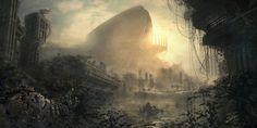 Titanfall - City Ruins
