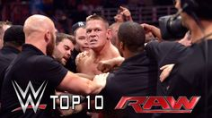 Top 10 WWE Raw moments - September 15, 2014