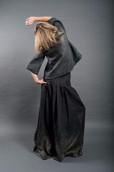 Dip Dye, Skirts, Cotton, Jackets, Clothes, Collection, Design, Women, Fashion