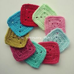 The Patchwork Heart: Colour Packs