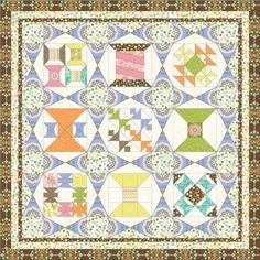 FreeSpirit Fabric:  Jenean Morrison's Power Pop