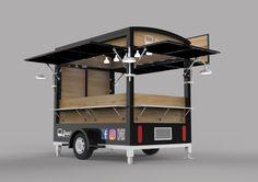 Food Truck, Trailer