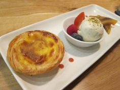 Assado - dessert selection