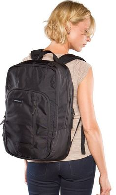 Timbuk2 Uptown Travel Backpack  Timbuk2 uptown travel backpack is made with  400D Nylon faille featuring 5e59899a82