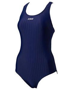 VIPme (VIPSHOP Global) - ZOKE Dark Blue Spring/Summer Women'S Swimsuits - AdoreWe.com