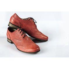Nők Jazzovky perforált valódi bőr Szín Red - manozo.hu Men Dress, Dress Shoes, Jazz, Oxford Shoes, Lace Up, Women, Fashion, Moda, Fashion Styles