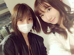 Takajo Aki & Kashiwagi Yuki, #AKB48 #NGT48 #2016
