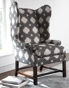 Wild About Wing Chairs Blog