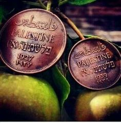 Palestine 1927 فلسطين  For those who say that Palestine never existed before 1948