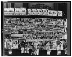 Right in the middle of the news stand: The Shadow Over Alcatraz, Dec. 1st 1938