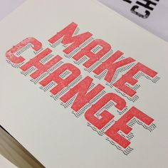 make change type